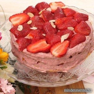 (Blog)szülinapi bejegyzés, tortával