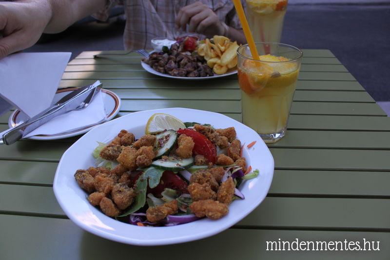 Étteremben jártunk - Halkakas halbisztró