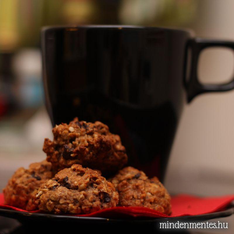 Fűszeres-csokis zabfalatok