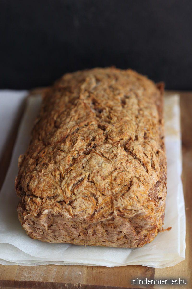 Sütőtök kenyér