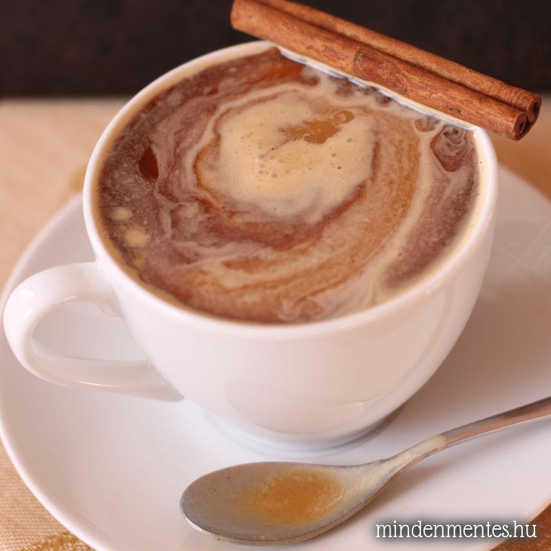Sütőtökös-fűszeres latte + Vegital akció