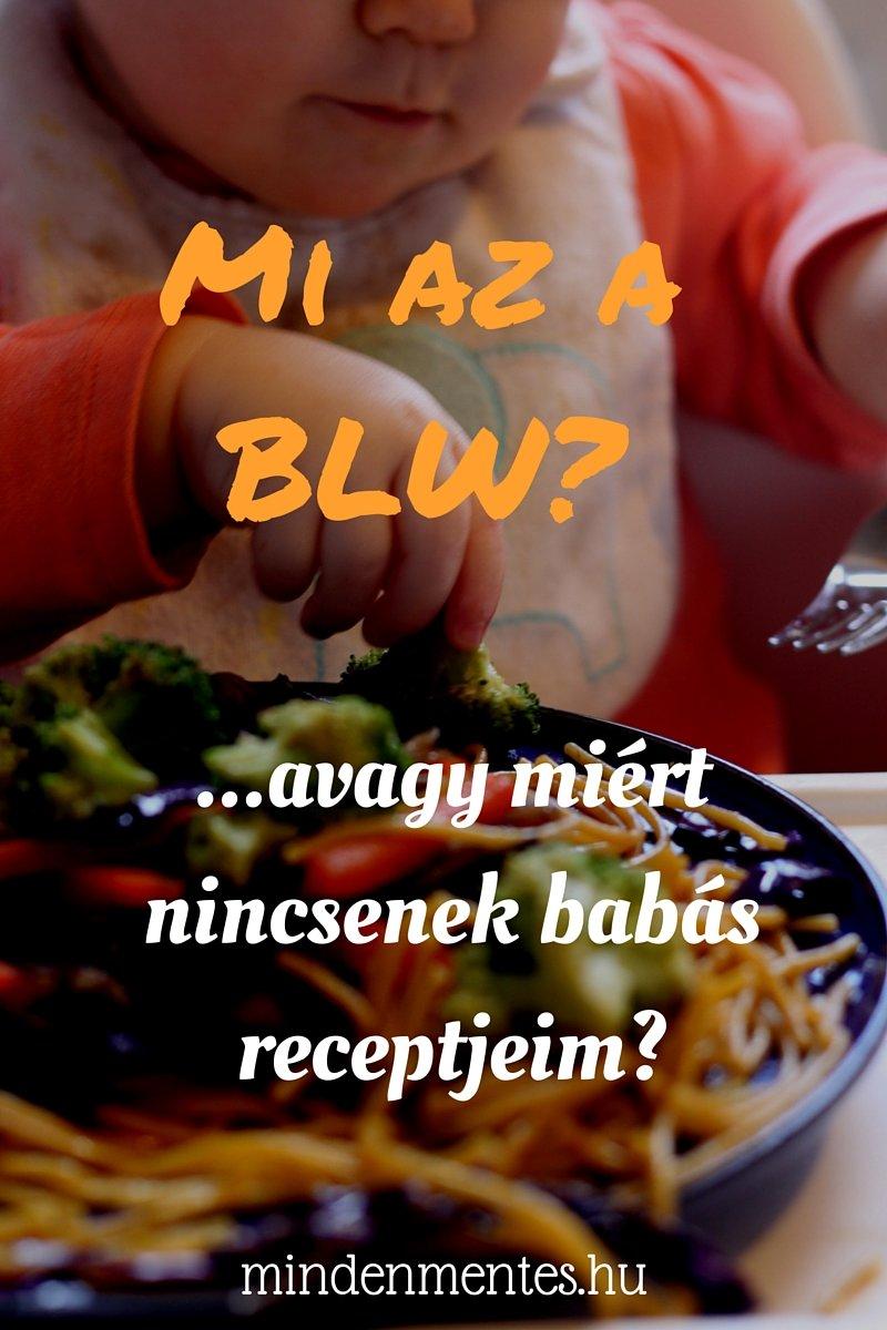 Mi az a BLW - igény szerinti hozzátáplálás? |mindenmentes.hu