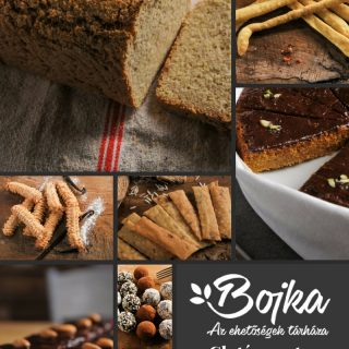 Bojka - gluténmentes, vegán pékség