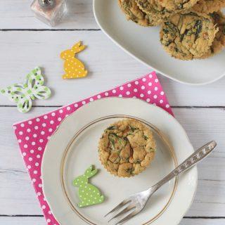 Vegán omlett muffin #tojásmentes gluténmentes #vegán |mindenmentes.hu