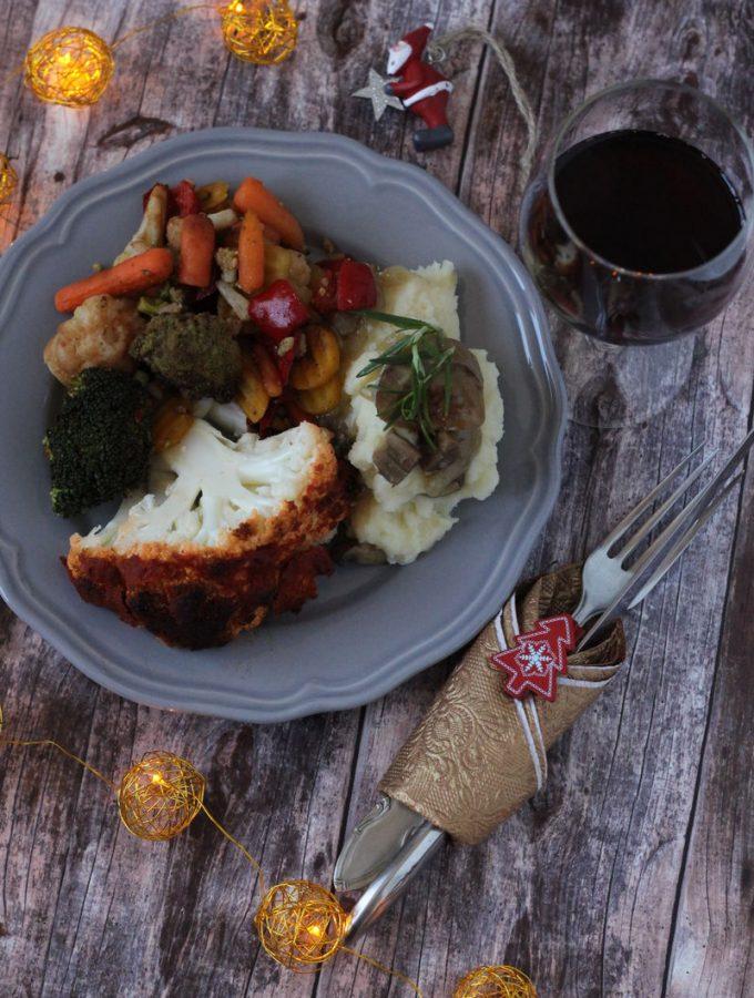 Mindenmentes karácsonyi menü (#gluténmentes, #vegán, IR-barát)  mindenmentes.hu