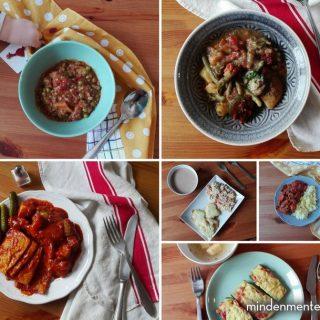 Tapasztalataim a mindenmentes ebéd házhozszállítással |mindenmentes.hu