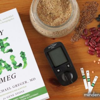 Növényi alapú, vegán étrend inzulinrezisztenciával |mindenmentes.hu