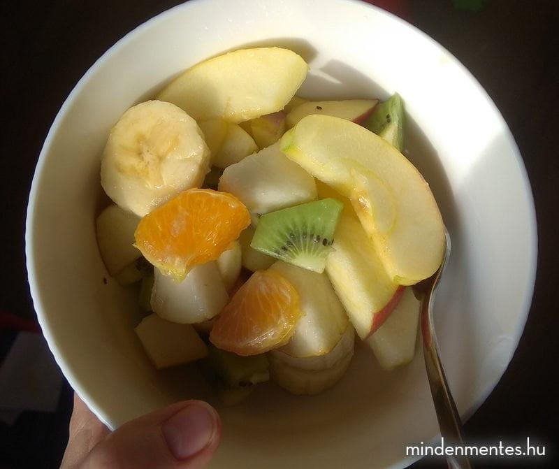 Egy nap teljes értékű növényi étrend - tél |mindenmentes.hu