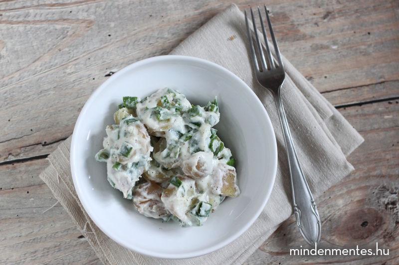 Olajmentes majonéz (tojásmentes, vegán, TÉNÉ) |mindenmentes.hu